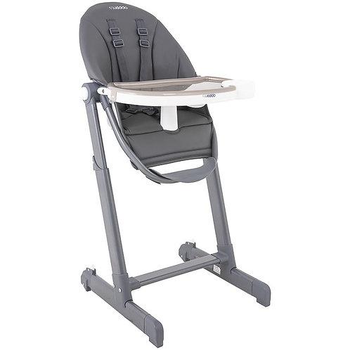 Cadeira de alimentação Enjoy Cinza - Kiddo