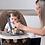 Thumbnail: Cadeira de alimentação Enjoy Marrom - Kiddo