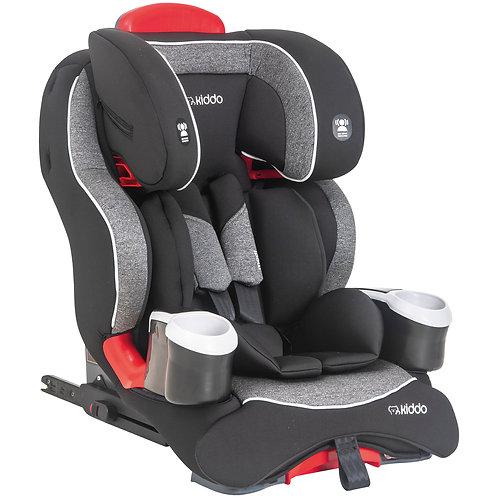 Cadeira para auto Modi Isofix Cinza - Kiddo