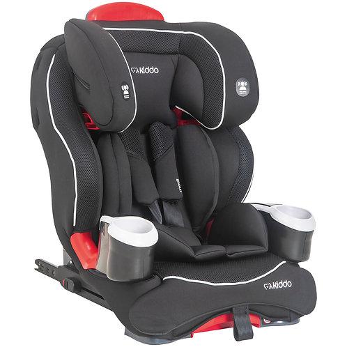 Cadeira para auto Modi Isofix Preta - Kiddo