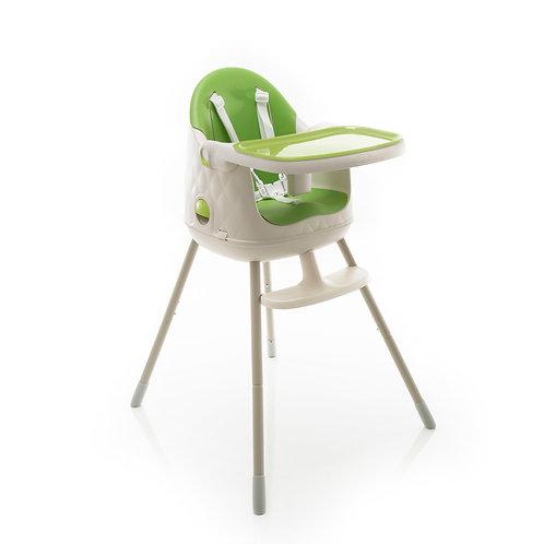 Cadeira de alimentação Jelly Verde - Safety