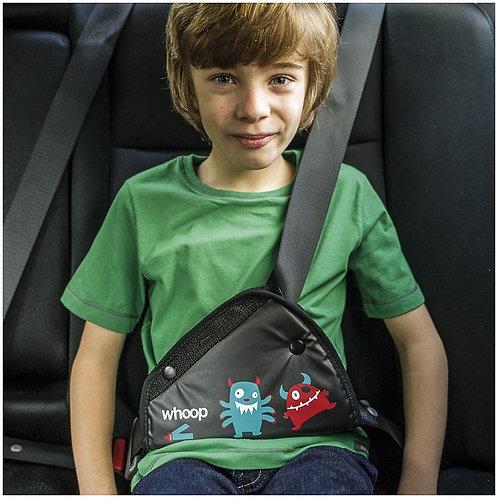 Posicionador para cinto de segurança Fix Monstros - Kiddo