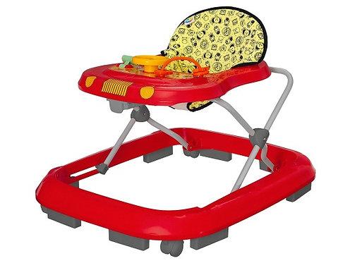 Andador Safari Vermelho- Tutti Baby