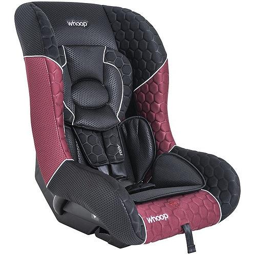 Cadeira para auto Rally II Vinho - Kiddo Whoop