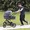 Thumbnail: Travel System Trek com bebê conforto cozycot click - Kiddo