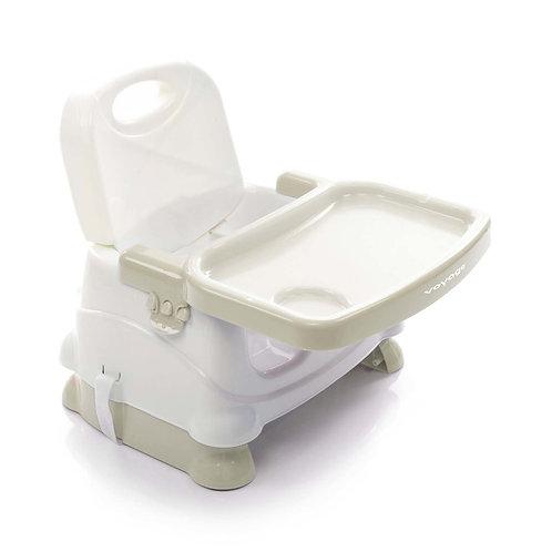 Cadeira de alimentação Fun Bege - Voyage