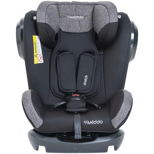 Cadeira para auto Stretch Preta - Kiddo