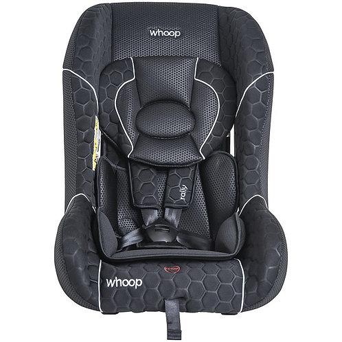 Cadeira para auto Rally II Preta - Kiddo Whoop