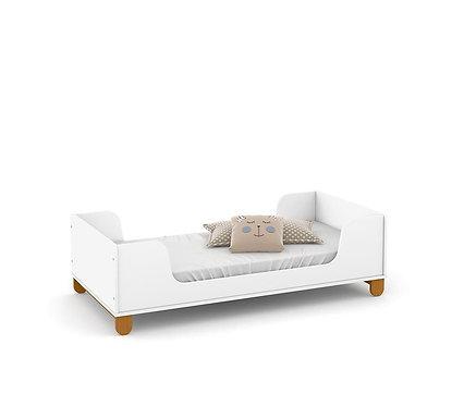 Cama Babá Zupy branco - Matic Móveis