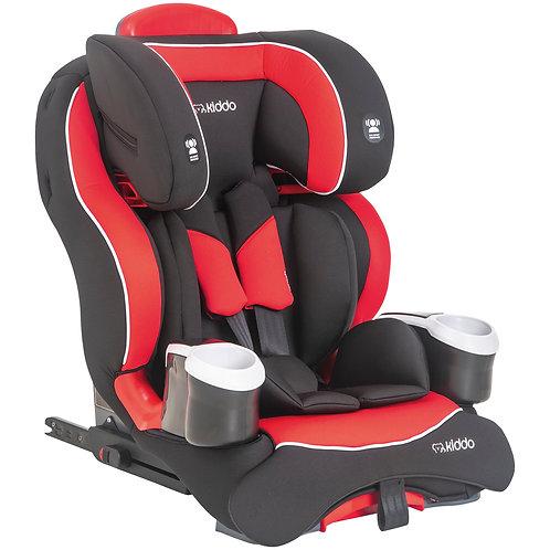 Cadeira para auto Modi Isofix Vermelha - Kiddo