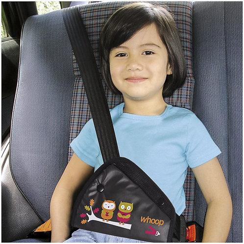 Posicionador para cinto de segurança Fix Coruja - Kiddo
