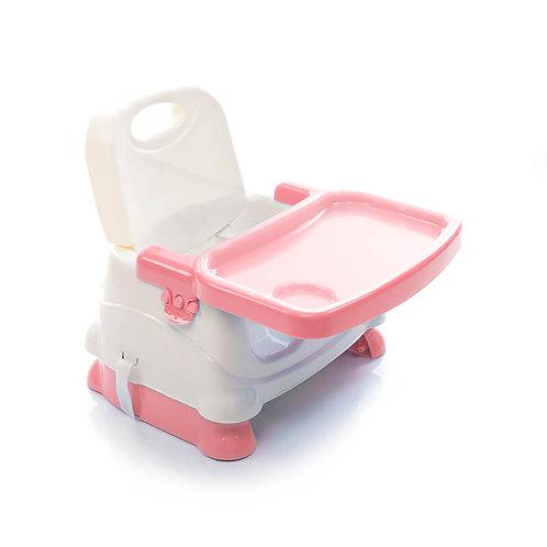 Cadeira de alimentação Fun Rosa - Voyage
