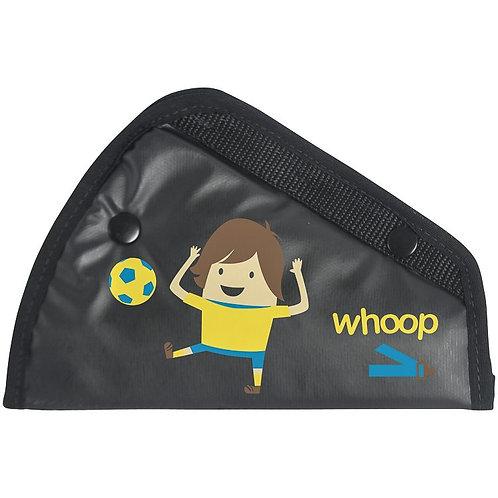 Posicionador para cinto de segurança Fix Futebol - Kiddo
