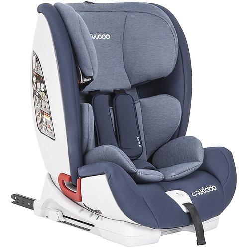 Cadeira para auto Mars Isofix Azul - Kiddo