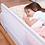 Thumbnail: Grade de cama Zen Branca - Kiddo