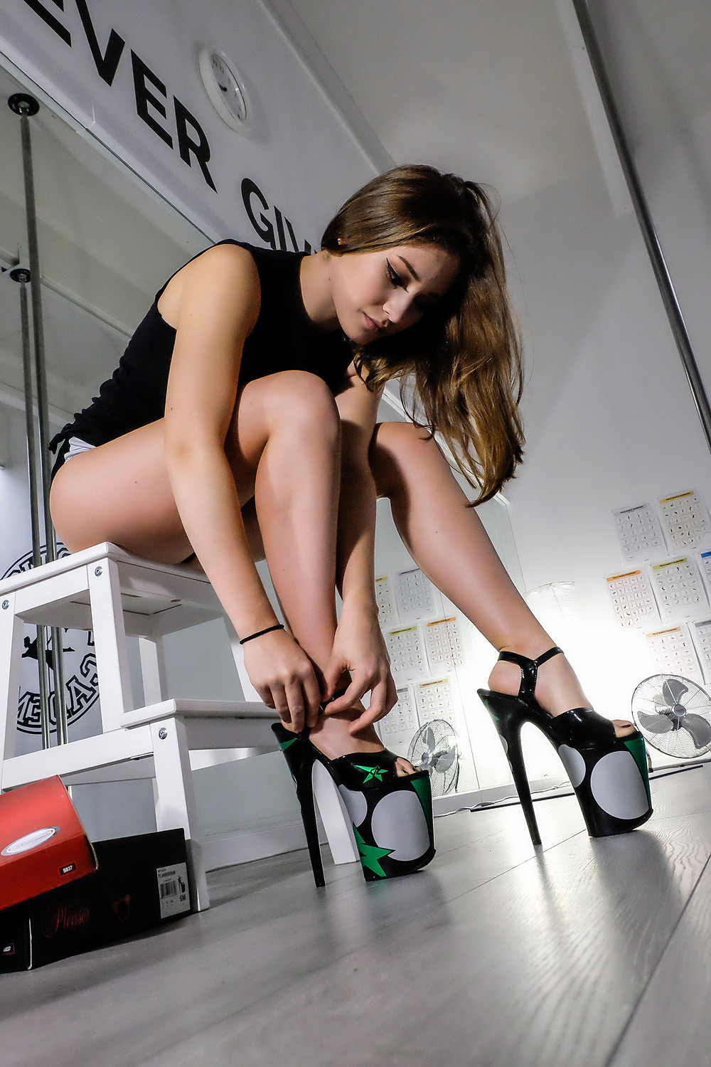 Chiara Zaupa per GED Custom Shoes