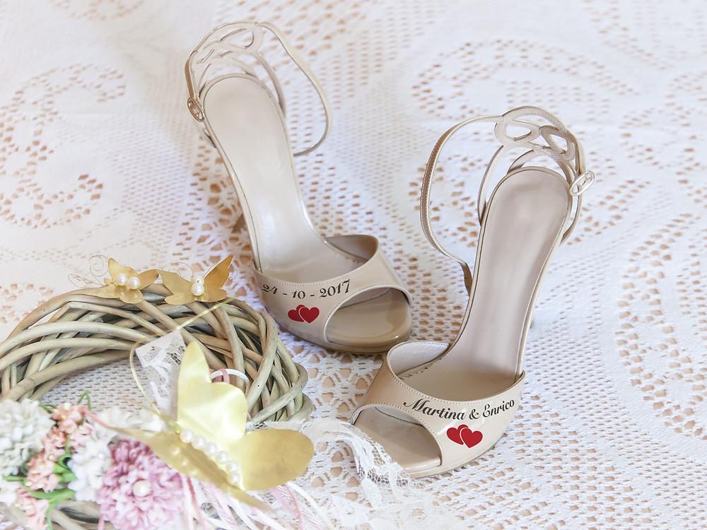 Wedding Custom shoes
