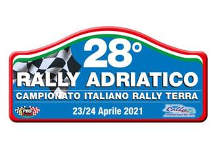 Rally Adriatico 2021