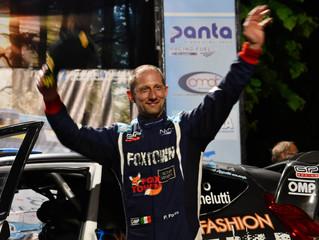 Porro d'argento al Rally del Casentino