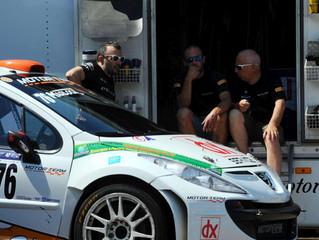 Esordio in gara rimandato per la 207 Super2000 di Marlock