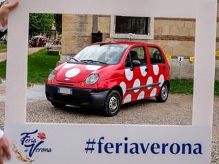 ¡Vamos a la Feria de Verona!