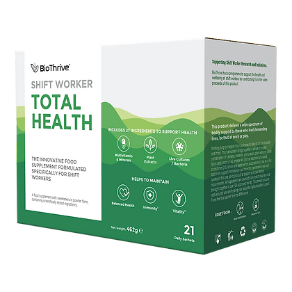 Shift Worker - Total Health