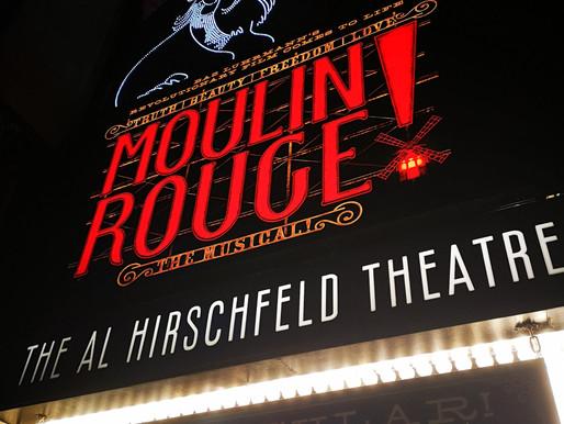 Moulin Rouge, Williamsburg en een regenachtige dag in Manhattan.