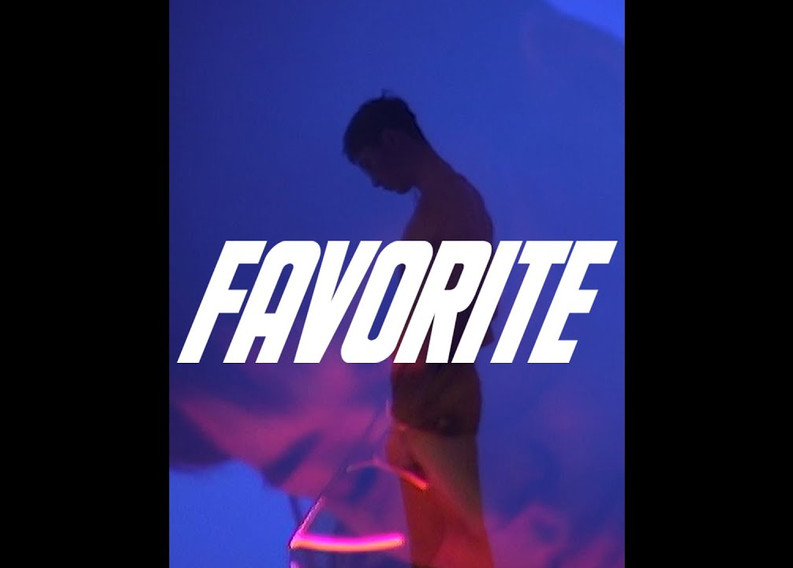그리즐리(Grizzly) - Favorite (Feat. punchnello, SOLE) [Official Visualizer]