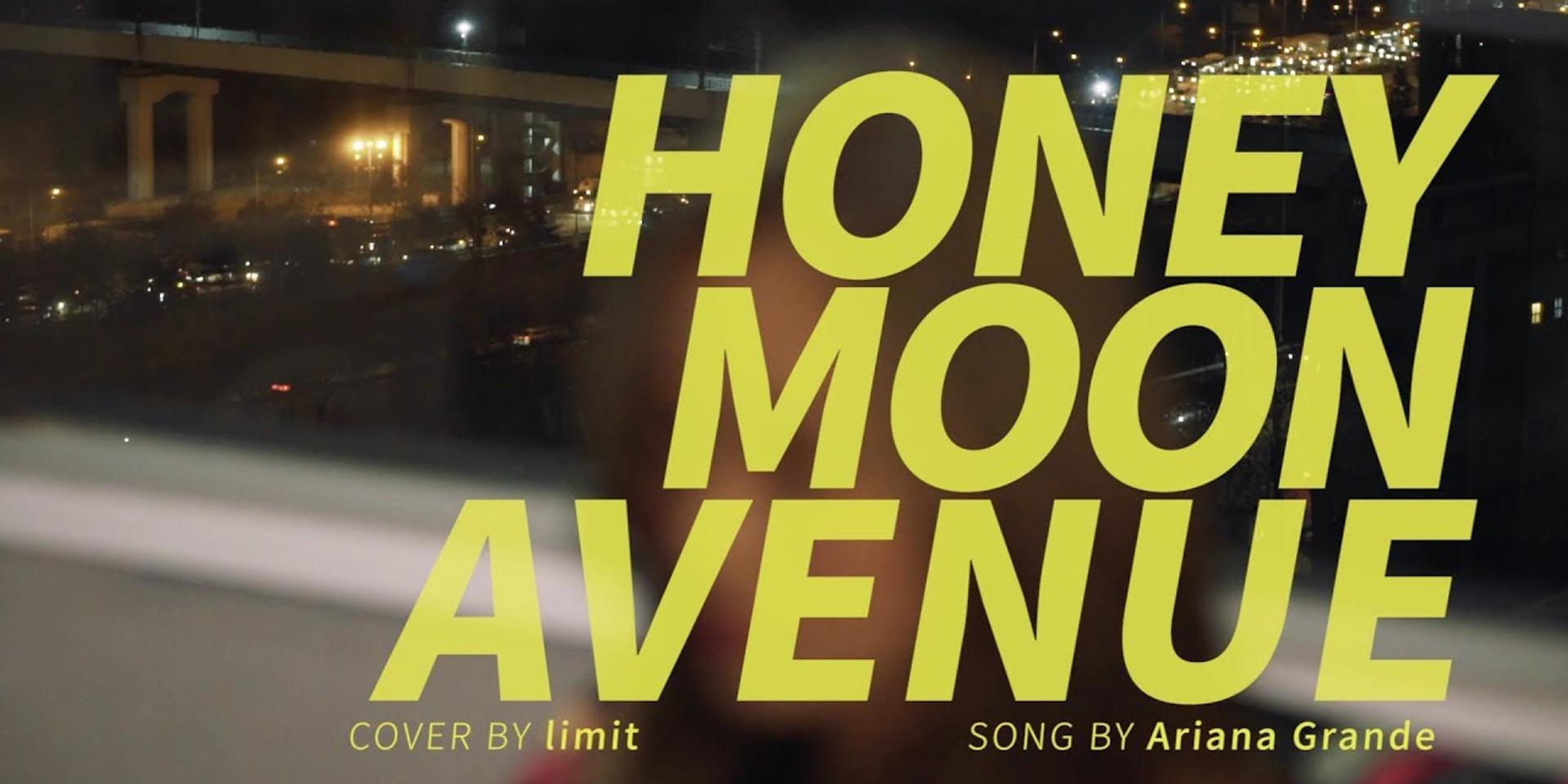 리밋(LIMIT) - Honeymoon Avenue /아리아나그란데(Ariana Grande) 커버cover