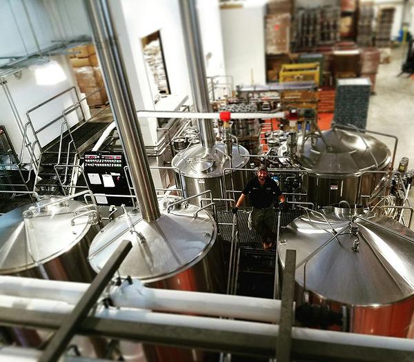 Brian Cellura Stony Creek Brewery