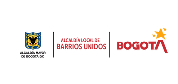 Logos Alcaldías locales - Barrios Unido
