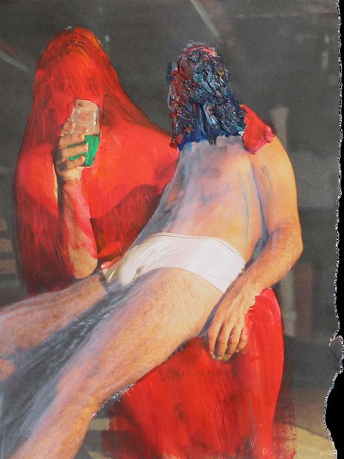 Fantasmas vemos corazones no sabemos  (1), de Daniela Torres