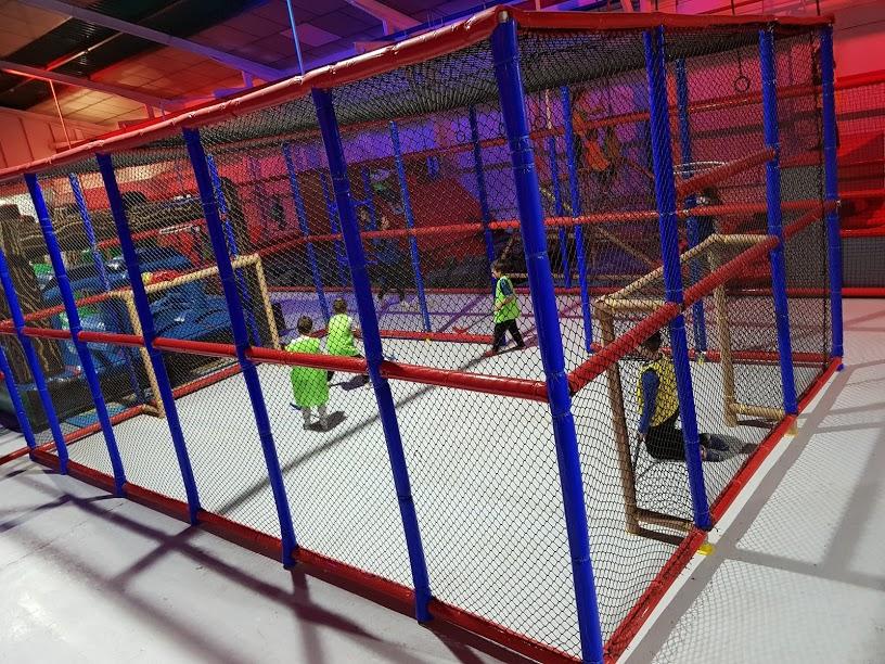 Desafio park futbol
