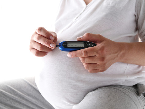 Gebelik Şekeri Nedir ve Beslenme Tedavisi