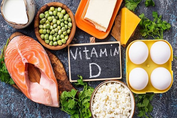 bezelye yumurta d vitamini