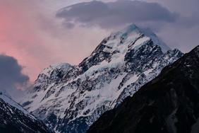 QING JI   Aoraki / Mount Cook