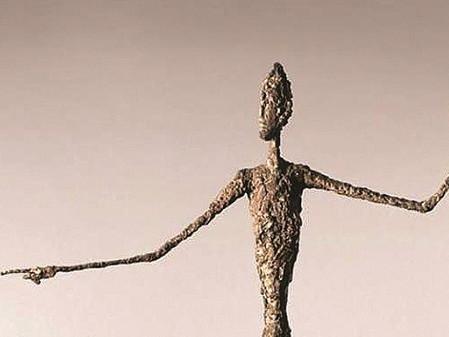 China trava leilões públicos de arte. Escultura Cinética