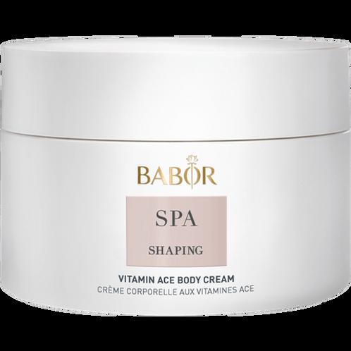Shaping Vitamin ACE Body Cream 200mls