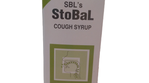 SBL StoBal Cough Syrup - 180ML