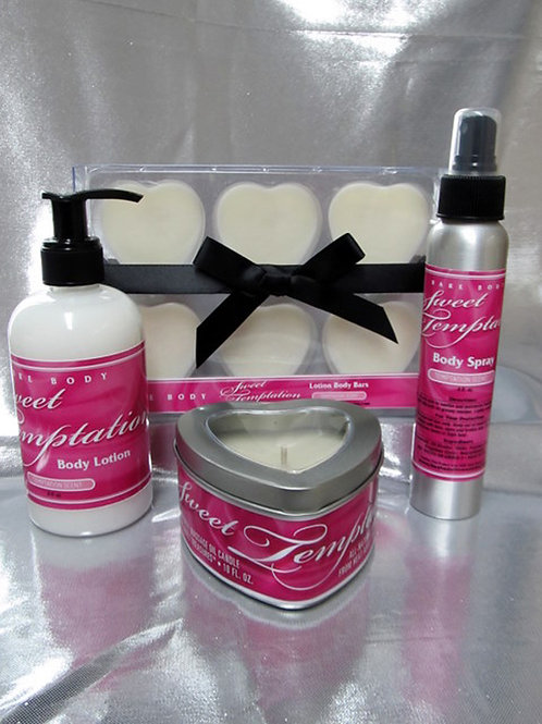 Valentines Day Collection - Sweet Temptation Set