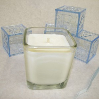 Baby Block Candle