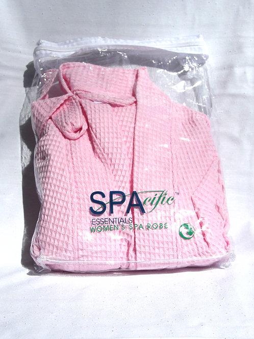 Women's Microfiber Spa Robe