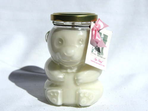 Baby Bear Candle