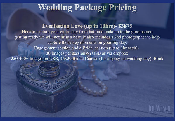 JWP 2019 Wedding Page 2 Pricing updated.