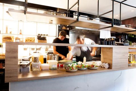 Kitchen preps