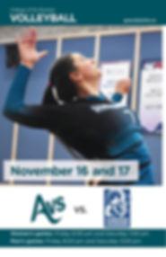 AvsGame-Camosun-Nov16-17-2018-PosterV1-p