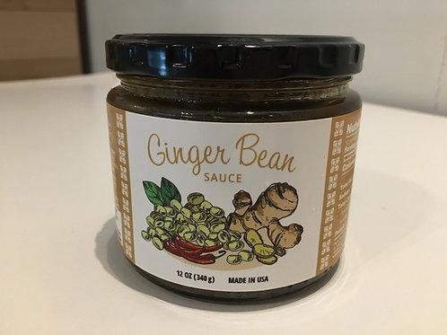 Ginger Bean Paste Sauce