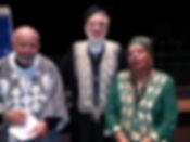 Presiding Elder Ken Jennings-Queen Mothe