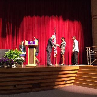 John L. Champion Scholarship Presentation 2016