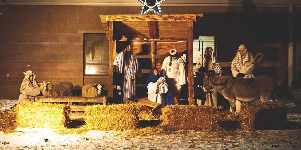 Live Nativity at Burleigh Manor Animal Sanctuary (FREE)